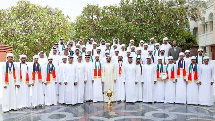محمد بن راشد: مكانة الإمارات في سباقات القدرة تتعزز عاماً تلو الآخر