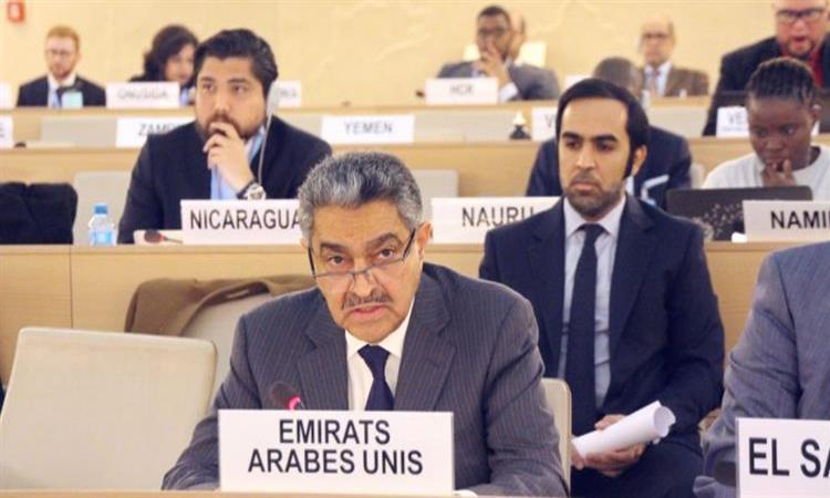 الإمارات تؤكد تضامنها مع شعوب الدول النامية ضد التدابير القسرية الانفرادية