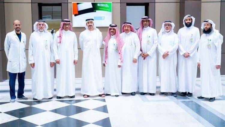 عبدالله بن زايد يزور جامعة الملك سعود ومعهد سعود الفيصل للدراسات الدبلوماسية في الرياض