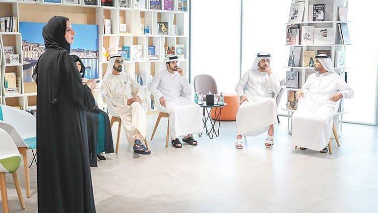 محمد بن راشد: دبي مؤهلة ثقافياً وإبداعياً لتكون وجهة عالميّة