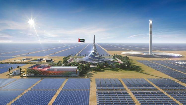 الإمارات الأولى عالمياً في الحصول على الكهرباء