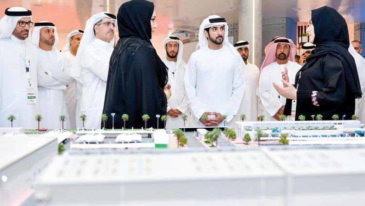 حمدان بن محمد: دبي تمضي لترسيخ أسس الاقتصاد الأخضر والتنمية المستدامة