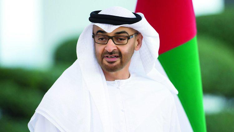 محمد بن زايد يستقبل وفود أفضل خمسة مراكز حكومية تقدم خدماتها على مستوى الدولة