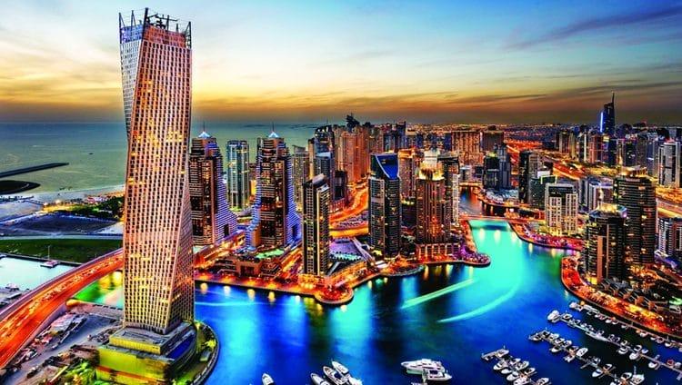 عقارات دبي تشارف على طي صفحة تصحيح الأسعار