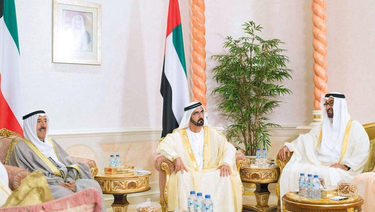 محمد بن راشد يهنئ «أمير الإنسانية» بالعودة إلى بلاده سالماً