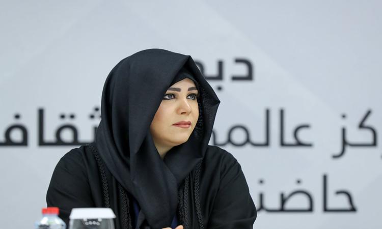 لطيفة بنت محمد تشيد بدعم شركاء دبي للثقافة للوصول بمنطقة القوز للعالمية