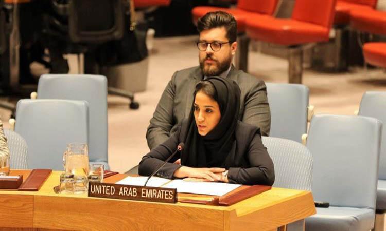 الإمارات تدعو إلى تعزيز الوساطة وعمليات المصالحة لصون السلم والأمن الدوليين