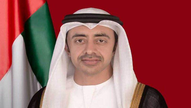 عبدالله بن زايد يلتقي كبار المسؤولين بالحكومة الأمريكية والكونغرس