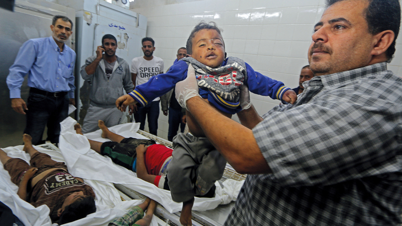 إسرائيل تخرق التهدئة بغارات جديدة على غزة