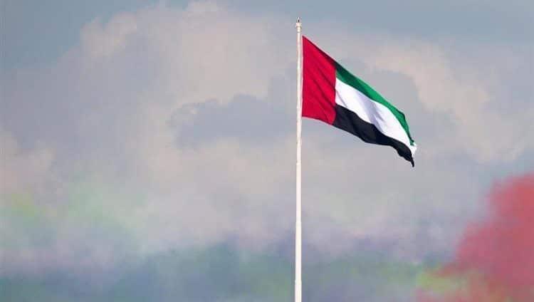 """محمد بن زايد: في """"يوم العلم"""" نحتفي بعنوان وحدتنا ورمز هويتنا وعزنا"""