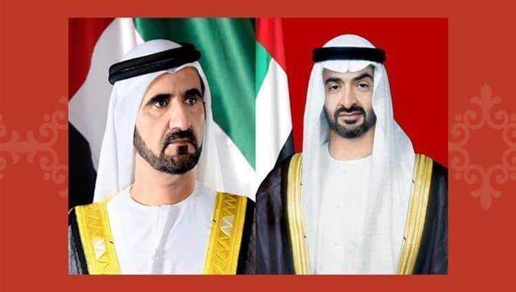 محمد بن راشد ومحمد بن زايد يعلنان عن تصميم هوية إعلامية مرئية لدولة الإمارات تساعد على نقل قصتها للعالم بشكل جديد