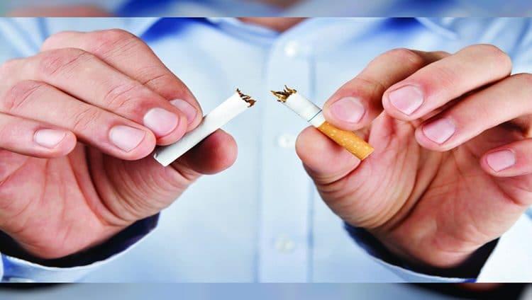 وزارة الصحة تطلق برنامجا لخفض مؤشر إستهلاك التبغ بالدولة
