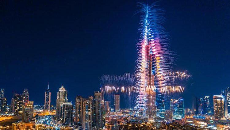 دبي وجهة ملايين السياح خلال عطلة الميلاد ورأس السنة
