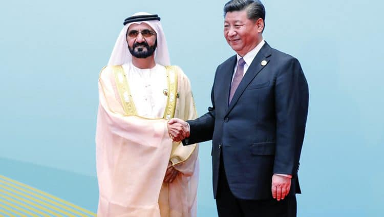 الإمارات.. سياسة حكيمة جعلتها قِبلة لقادة العالم