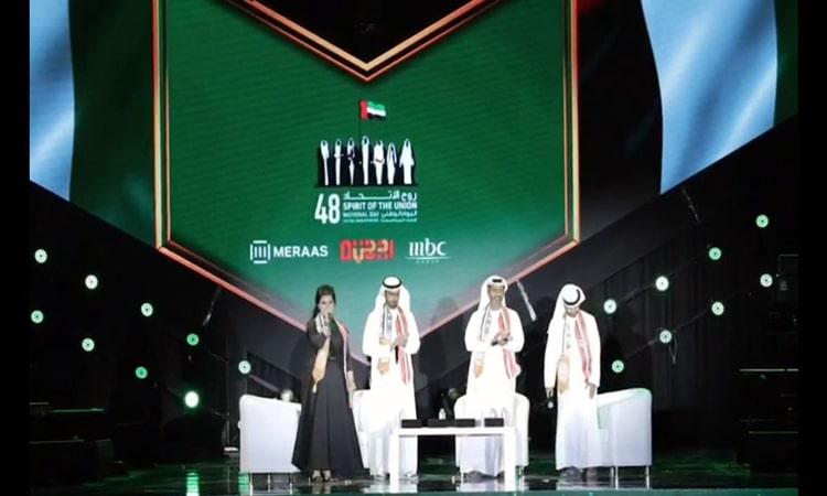 """أمسيات """"محمد بن راشد للمعرفة"""" الشعرية تشهد حضور 15 ألف شخص"""