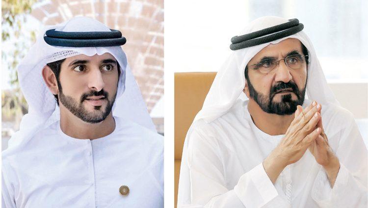 حمــدان بن محمـد يعتمد منظومة المخصصات المـالية لموظفي حكومة دبي