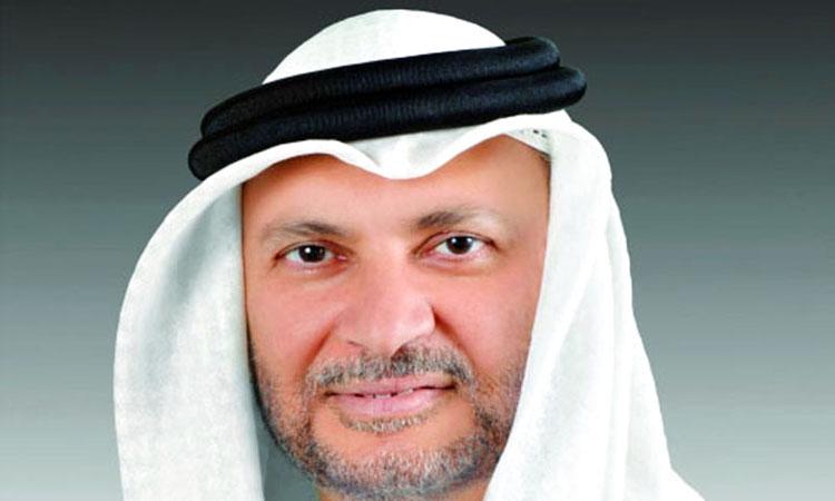 قرقاش: الاتهامات ضد السعودية «مُغرضة»
