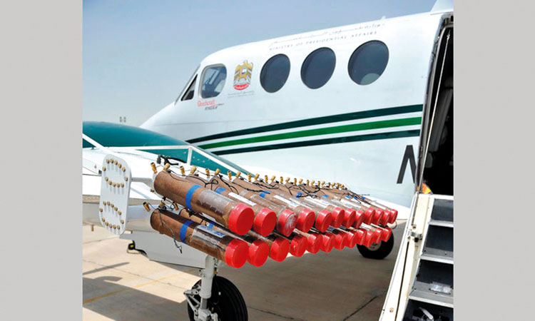 5 أسباب تضع بحوث علوم الاستمطار في قمة أوليات الدولة