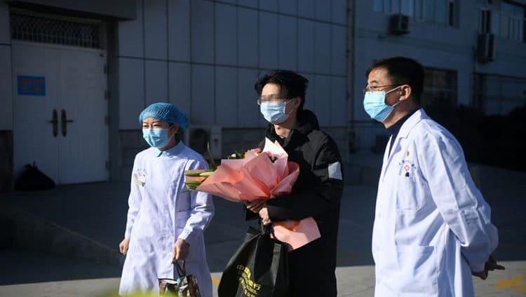 شفاء 632 مصابا بفيروس كورونا وخروجهم من المستشفى