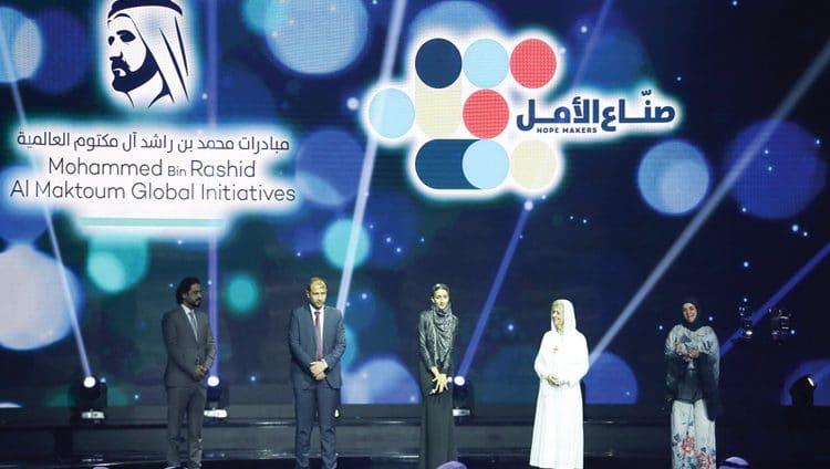 صنّاع الأمل.. أبطال في الرعاية والتنمية والتعليم من مختلف أنحاء الوطن العربي