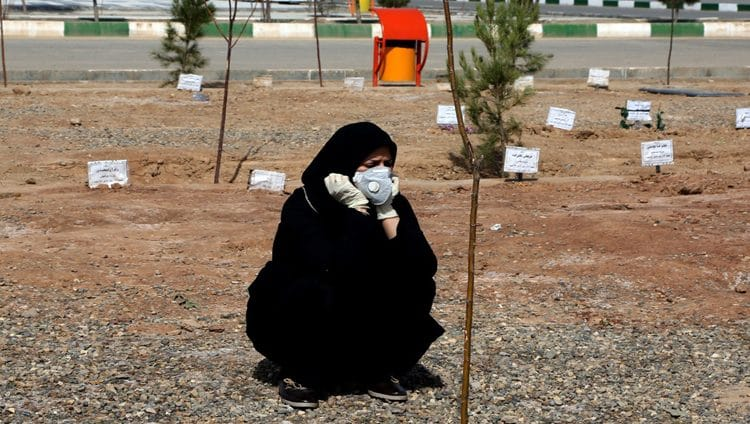 إيران تعلن ارتفاع عدد الوفيات بفيروس كورونا إلى 2234 والإصابات إلى 29406