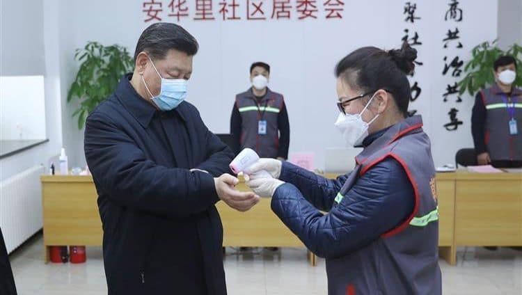 للمرة الأولى.. الرئيس الصيني يزور ووهان منذ تفشي كورونا