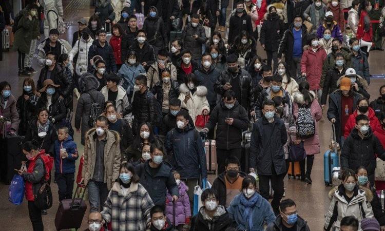 الصين: 90% من الشركات الصناعية الرئيسية استأنفت الإنتاج
