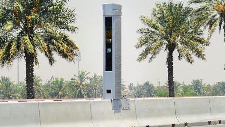 الشارقة تفعل أجهزة الضبط المروري خلال فترة التعقيم الوطني