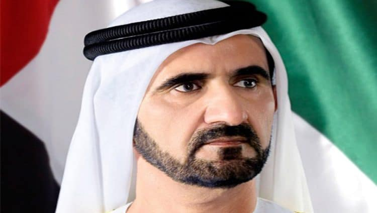 محمد بن راشد: مواطنونا في الداخل أو في الخارج سيبقون محل عناية فائقة