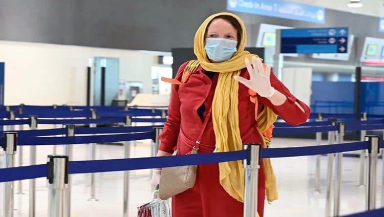 إقامة دبي تودع رعايا الدول الشقيقة والصديقة بطريقة خاصة