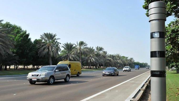 شرطة دبي تلغي جميع مخالفات الرادار خلال تقييد الحركة الشامل