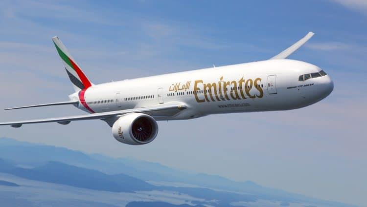 طيران الإمارات تشغل خدمات ركاب محدودة خلال مايو