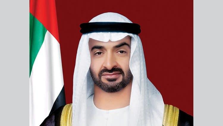 محمد بن زايد: نوفر كل المواد من آخر الدنيا للمواطنين والمقيمين في الدولة