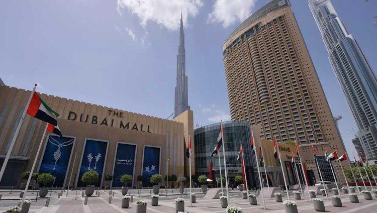 دبي تقرر فتح مراكز التسوق والمولات والمحلات التجارية من 12 ظهراً إلى 10 مساءً