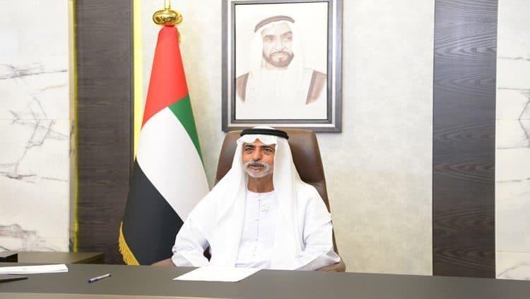 نهيان بن مبارك: الشباب العربي هم المستقبل الحقيقي لوطننا العربي الكبير