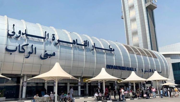مطار القاهرة الدولي يلغي الحجر الصحي للعائدين من الخارج