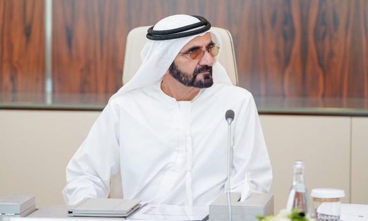 محمد بن راشد يعتمد قانون حماية البيانات لمركز دبي المالي العالمي