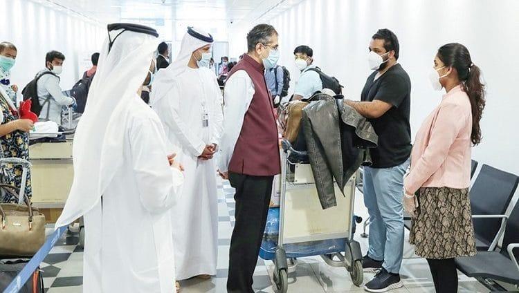 """الإمارات والهند.. شراكة فاعلة في مواجهة جائحة """"كورونا"""""""