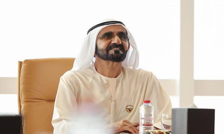 محمد بن راشد يُصدر قانوناً بشأن تنظيم الطائرات بدون طيّار في دبي