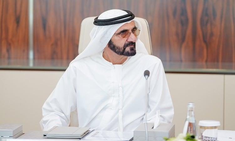 محمد بن راشد يُصدر 3 مراسيم بتعيين وترقية قضاة في محاكم دبي