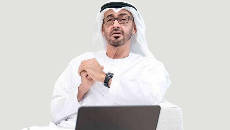 محمد بن زايد: أهنئ شعب الإمارات بهذا الإنجاز التاريخي.. مكانتنا العالمية تزداد رسوخاً وقوة بفضل أبناء الوطن