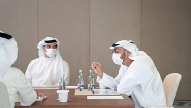 محمد بن زايد يترأس اجتماع مجلس إدارة جهاز أبوظبي للاستثمار
