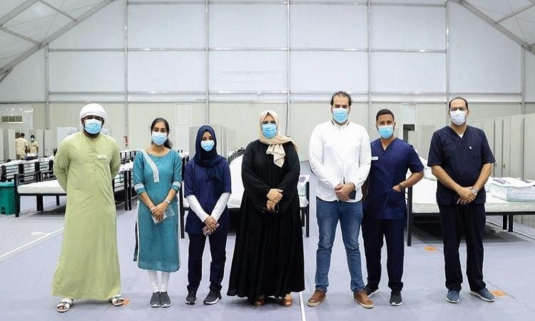 إغلاق مستشفى الفجيرة الميداني بشفاء آخر مصاب بـ«كورونا»