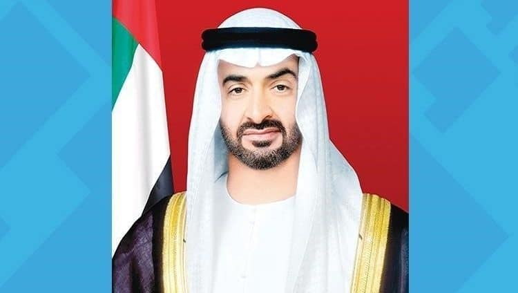 محمد بن زايد يتلقى اتصالاً هاتفياً من ملك البحرين هنأه خلاله بالخطوة التاريخية للسلام