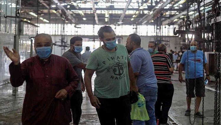 مصر تسجل أقل إصابات بكورونا منذ أوائل مايو