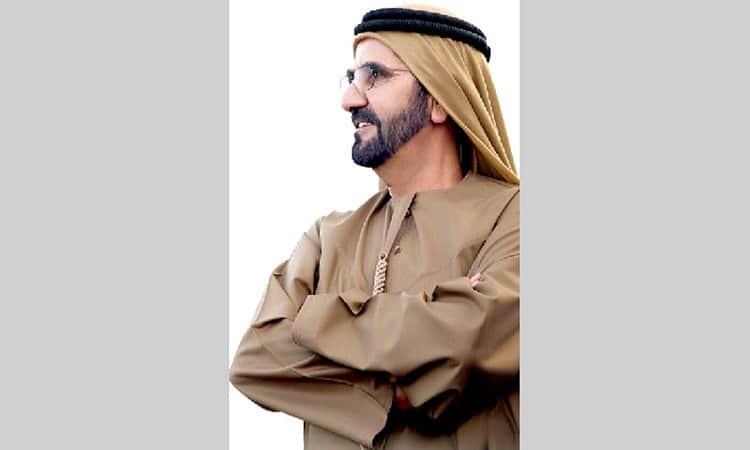 محمد بن راشد: الإمارات جزء فاعل من المنظومة الصحية في العالم