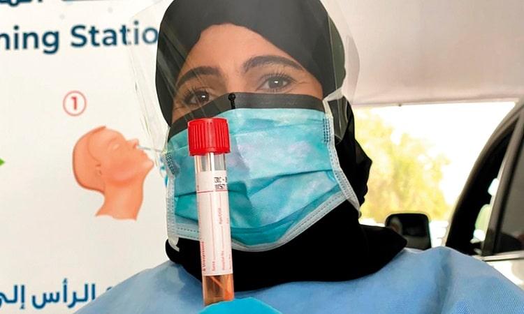 جمع 90% من عيّنات دراسة المناعة السكانية لـ «كورونا» في أبوظبي