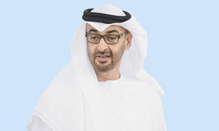محمد بن زايد: علاقات الإمارات والسعودیة نموذج للأخوة والمحبة والتوافق