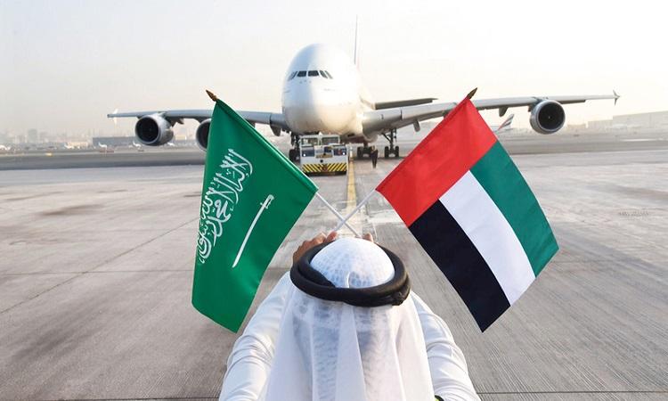 دبي تحتفل باليوم الوطني السعودي بمجموعة من الفعاليات