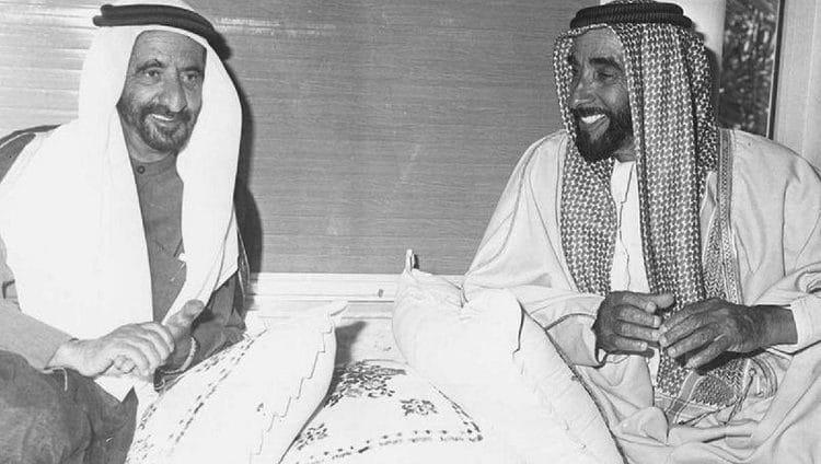 محمد بن زايد: الشيخ راشد سيرة وطن ومسيرة قائد تخلد في ذاكرة تاريخنا المشرف